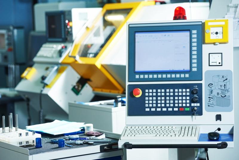 Process machine programming